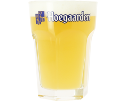 Beer glasses - Hoegaarden 33cl glass