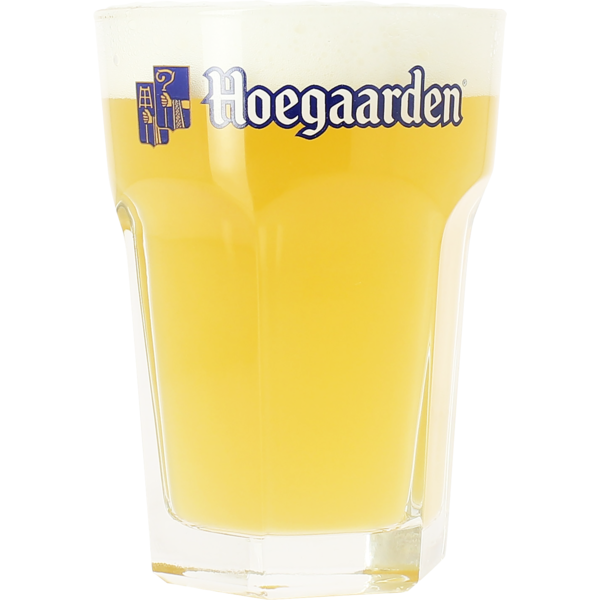 Hoegaarden 33cl glass