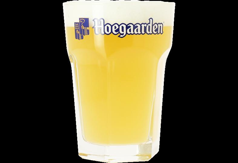 Beer glasses - Hoegaarden 33cl glass