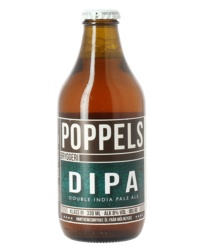 Bottled beer - DIPA