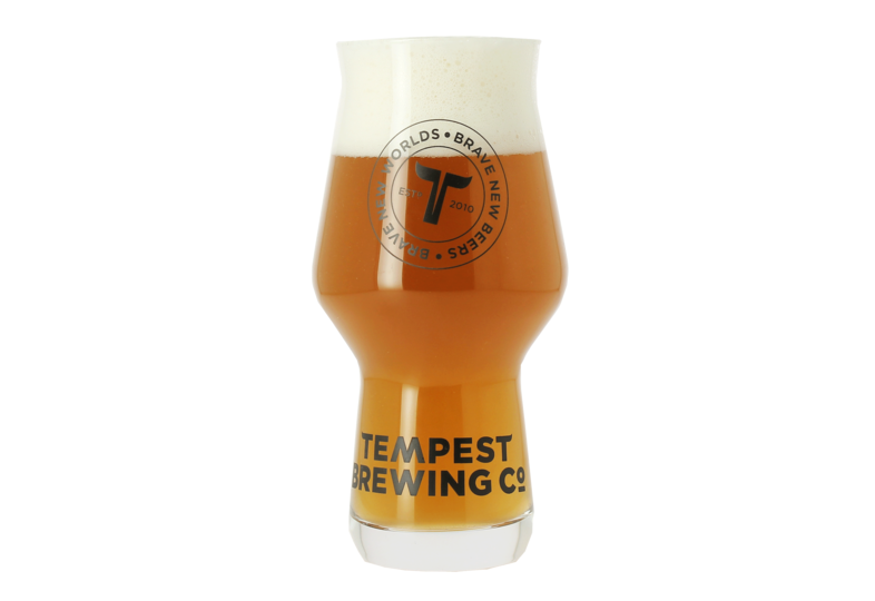 Beer glasses - Craft Master Tempest Brewing glass