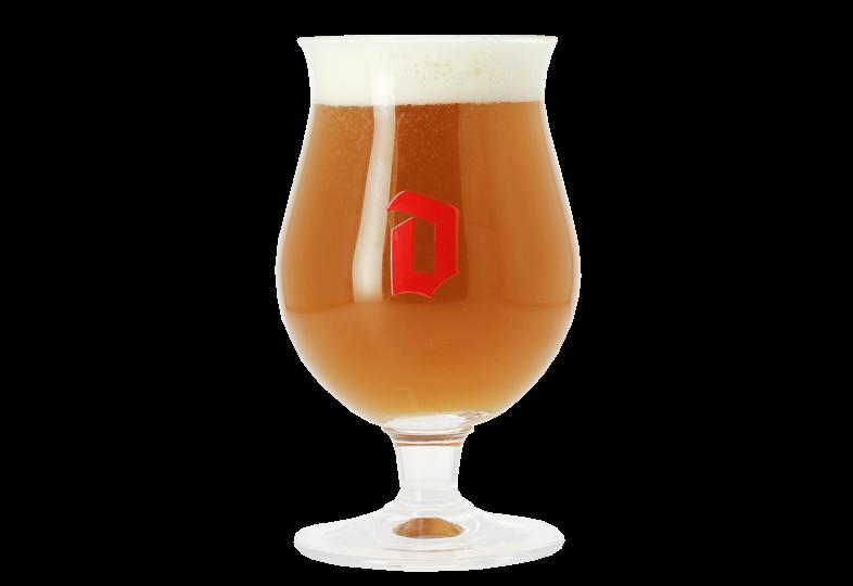 Bierglazen - Voetglas Duvel - 33 cl
