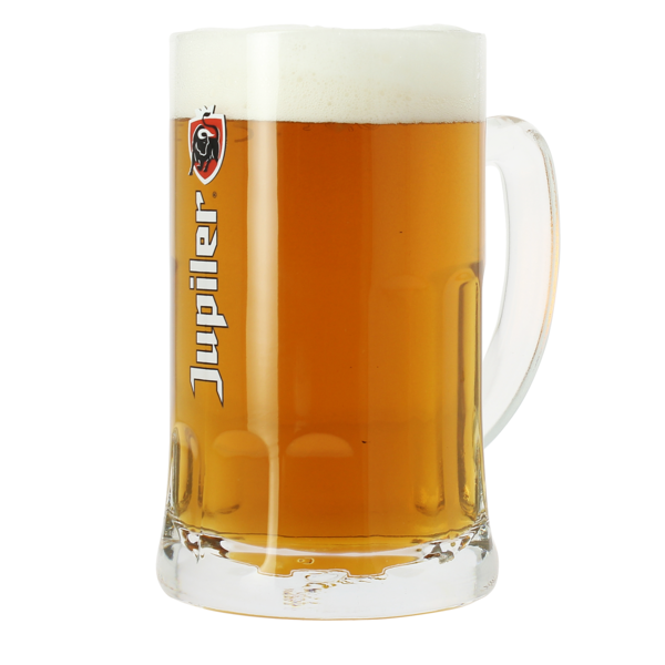 Jupiler Bock 50cl glass