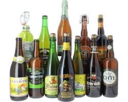 Bierpakketten - Assortiment Grandes Flessen