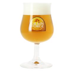 Verres à bière - Verre Grain d'Orge - 25 cl