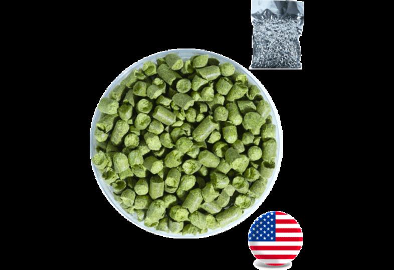 Houblons de brasserie - Houblon Columbus en pellets - récolte 2018