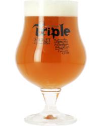 Biergläser - Glas Triple Secret des Moines - 25 cl