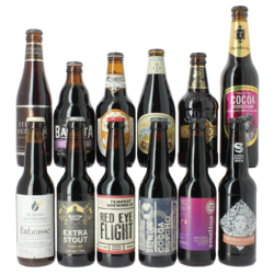 Samlingar - Chocolate Beers Set