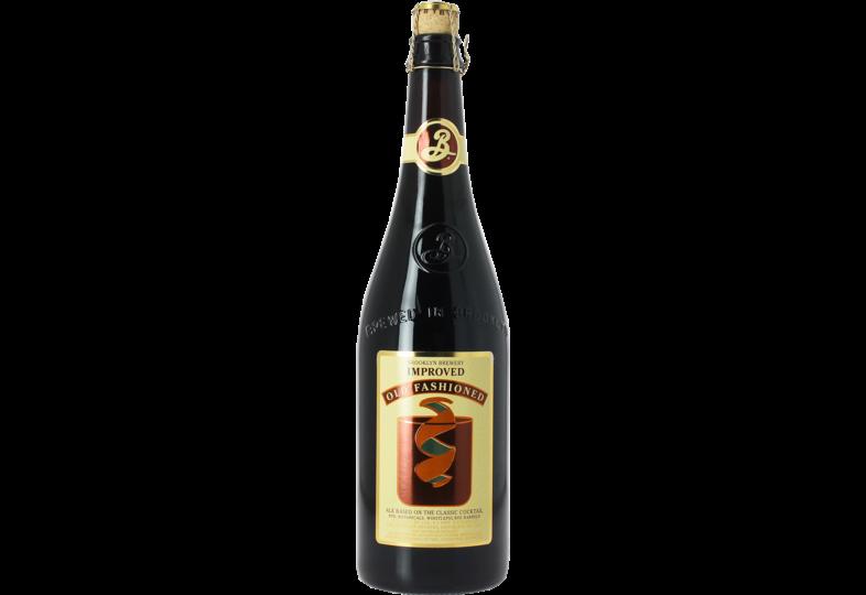 Bottled beer - Brooklyn Improved Old Fashioned