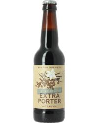 Flaschen Bier - Buxton Extra Porter