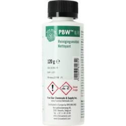 Désinfecter et mesurer - Nettoyant PBW Five Star 120g
