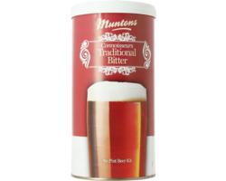 Kits de bières - Kit à bière Muntons Connoisseurs Traditionnal Bitter