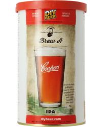 Bière classement par degrés - Coopers Brew A IPA