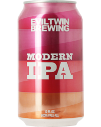 Bouteilles - Evil Twin Modern IPA
