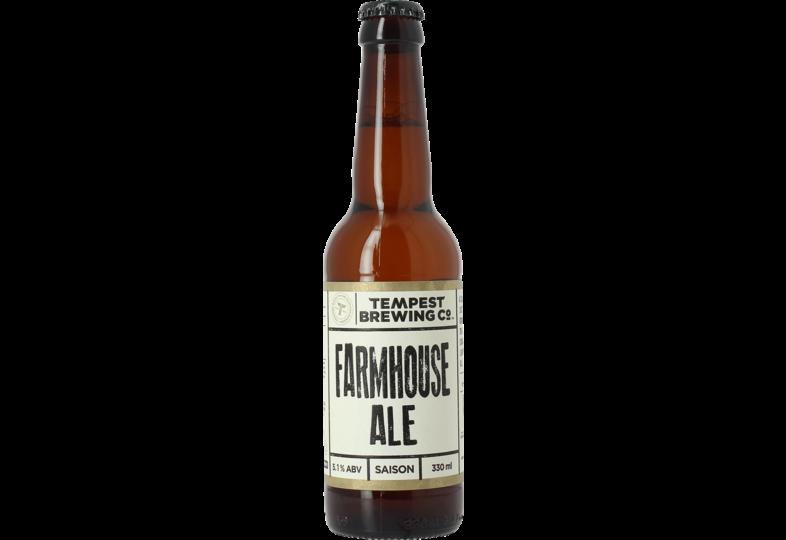 Bouteilles - Tempest Farmhouse Ale