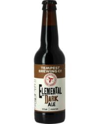 Bottled beer - Tempest Elemental Dark Ale