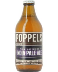 Bottled beer - Nya Världens India Pale Ale