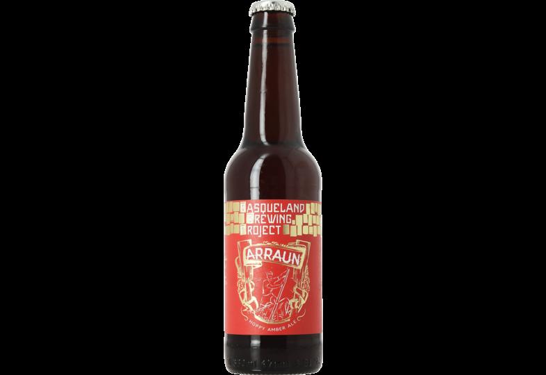 Bouteilles - Arraun Amber Ale
