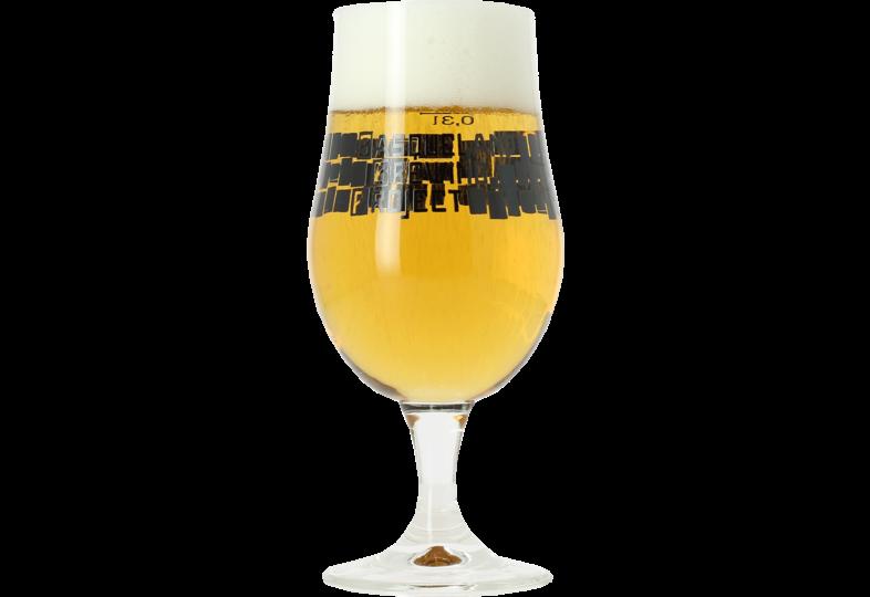 Verres à bière - Verre Munique Basqueland Brewing - 33 cl