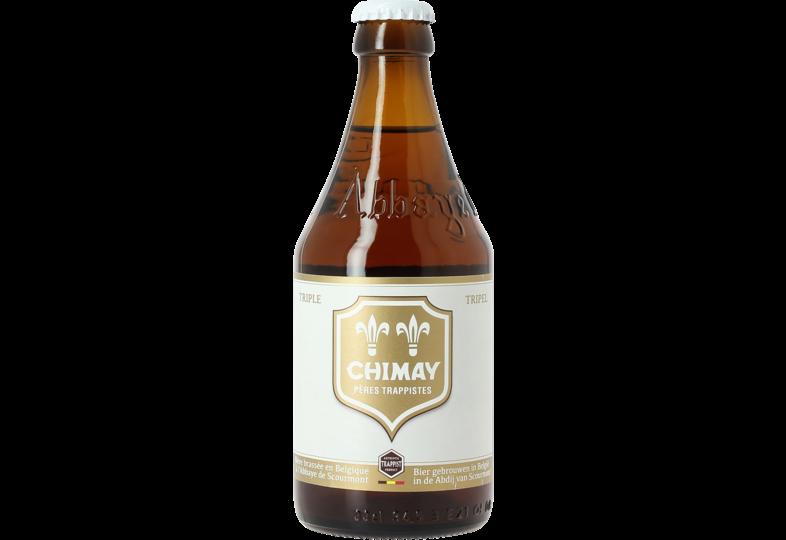 Bottled beer - Chimay Triple