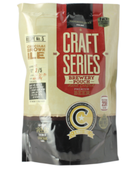 Kit de bière - Mangrove Jack's Craft Series Chocolate Brown Ale Beer Kit