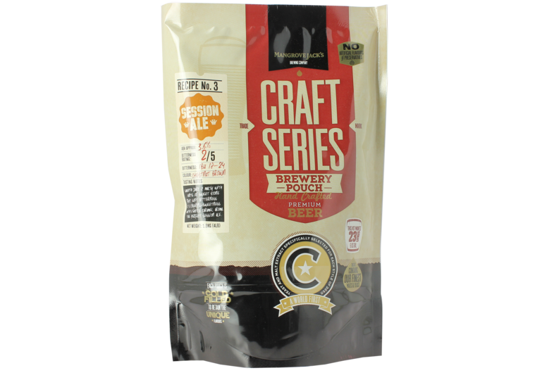 Kit à bière - Kit Mangrove Jack's Craft Series Session Ale