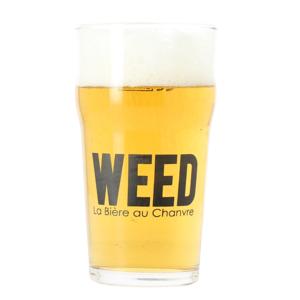 Verre Weed - 25 cl
