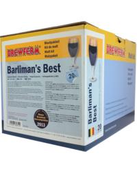 Kits de malts (Tous grain) - Kit solo grani Brewferm Barliman's Best