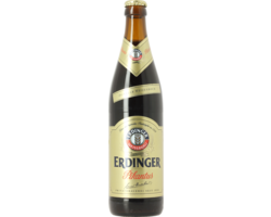 Bottled beer - Erdinger Pikantus
