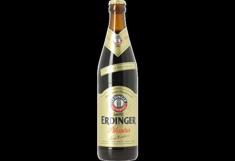 Bottled beer - Erdinger Pikantus