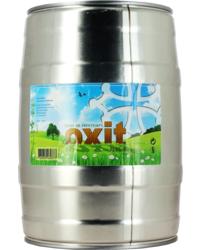 Fûts de bière - Fût 5L Oxit de Printemps