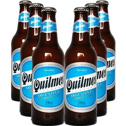 Bottled beer - Lot de 6 beers Quilmes