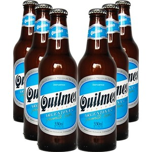 Lot de 6 bières Quilmes