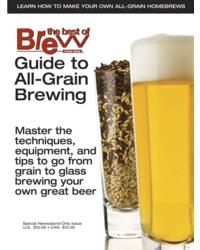 Livres sur la fabrication de la bière - Guide to All-Grain Brewing by BYO