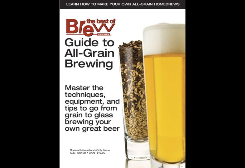 Libros de elaboración de cerveza - Guide to All-Grain Brewing by BYO