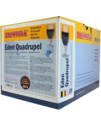 Kits de malts (Tous grain) - Kit solo grani Brewferm Eden Quadrupel