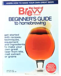 Livres sur la fabrication de la bière - Beginner's guide to homebrewing by BYO