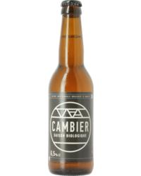 Flaschen Bier - Cambier Saison Biologique