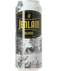Bottled beer - Jenlain Blonde 50 cL