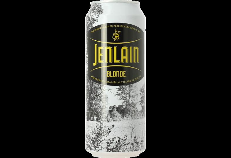 Bouteilles - Jenlain Blonde 50 cl