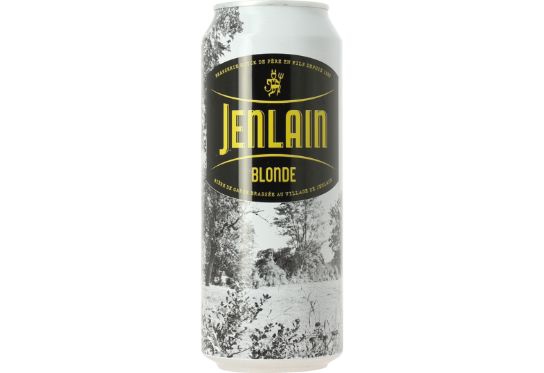 Bottiglie - Jenlain Blond 50 cL Lattina