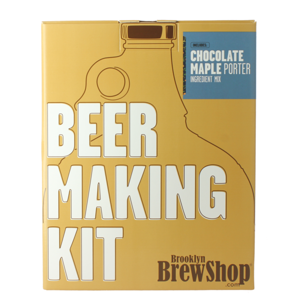 Brouwpakket Chocolate Maple Porter