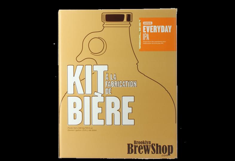 Kit pronti al brassage - Brooklyn Brew Kit Everyday IPA
