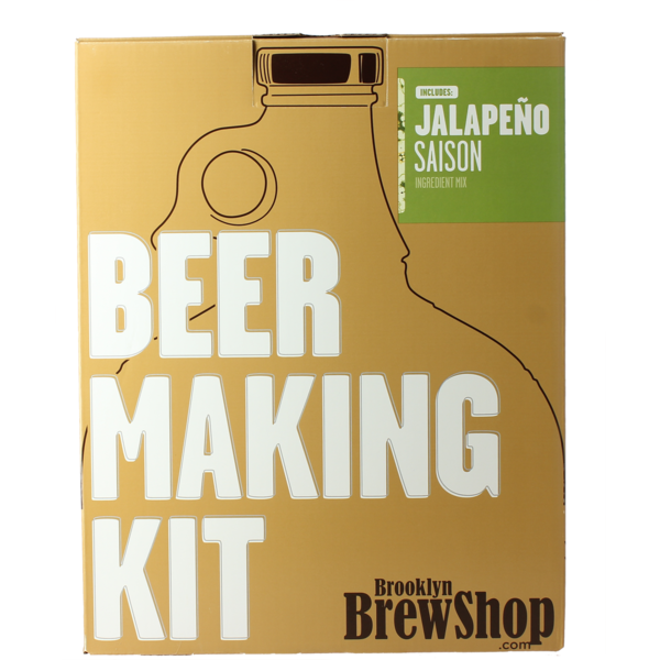 Beer Kit Saison Jalapeno