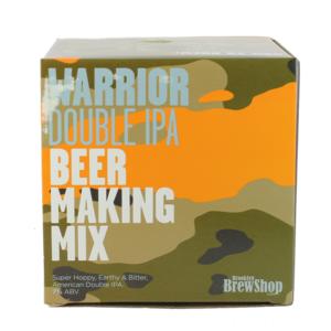 Navulling brouwpakket Warrior Double IPA