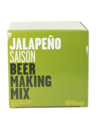 Beer Kit - Recharge recette Saison Jalapeno