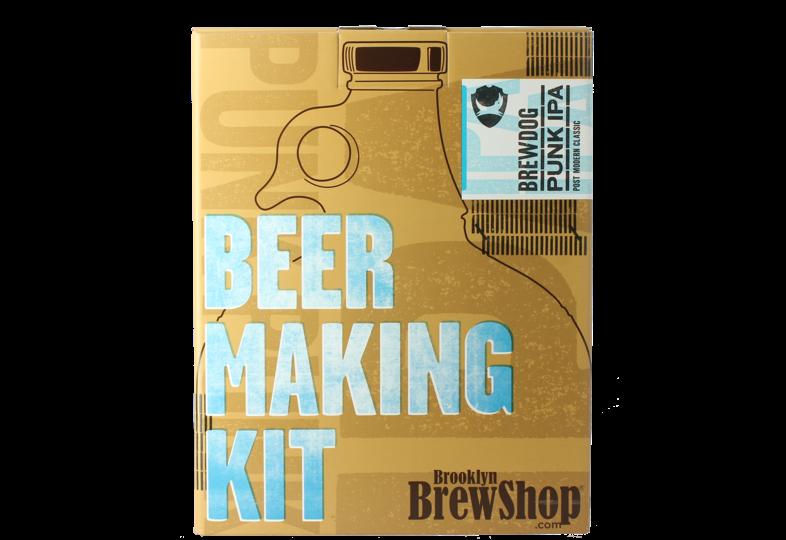 Beer Kit - Kit di brassaggio Brooklyn Brew - BrewDog Punk IPA