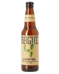 Bouteilles - Rogue Farms 4 Hop IPA