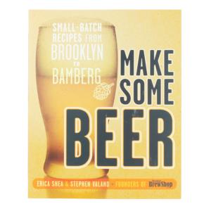 Livre Make Some Beer