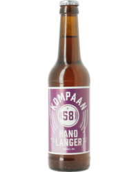 Bottled beer - Kompaan 58 Handlanger
